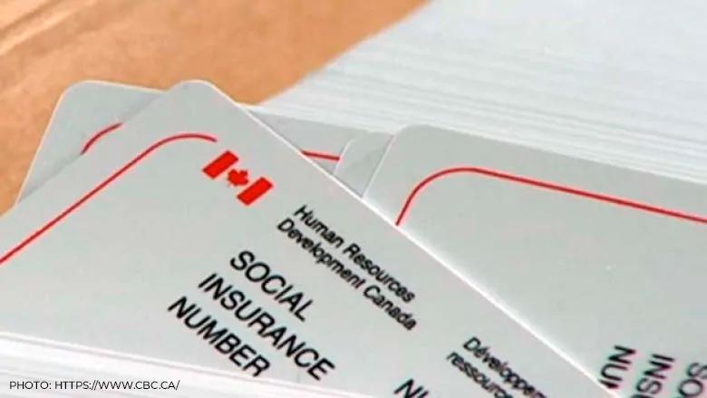 Social Insurance Number (SIN)